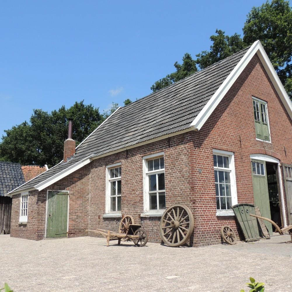 Wagenmakerij Langenhof gemeente Wierden museum